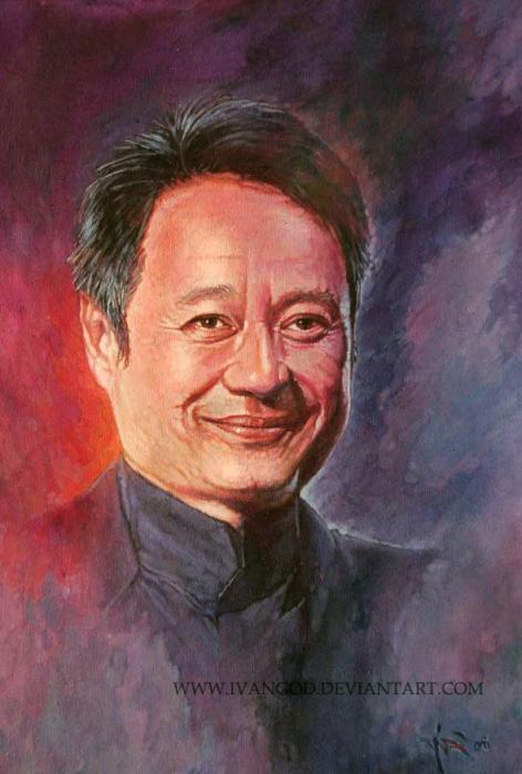 Ang Lee by ivantao